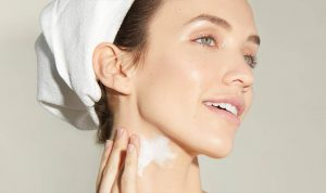 skin care for neck area